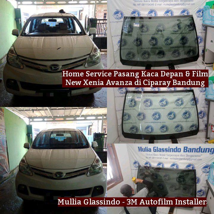 Harga Kaca Film Mobil Xenia di Bandung Murah dan Bergaransi