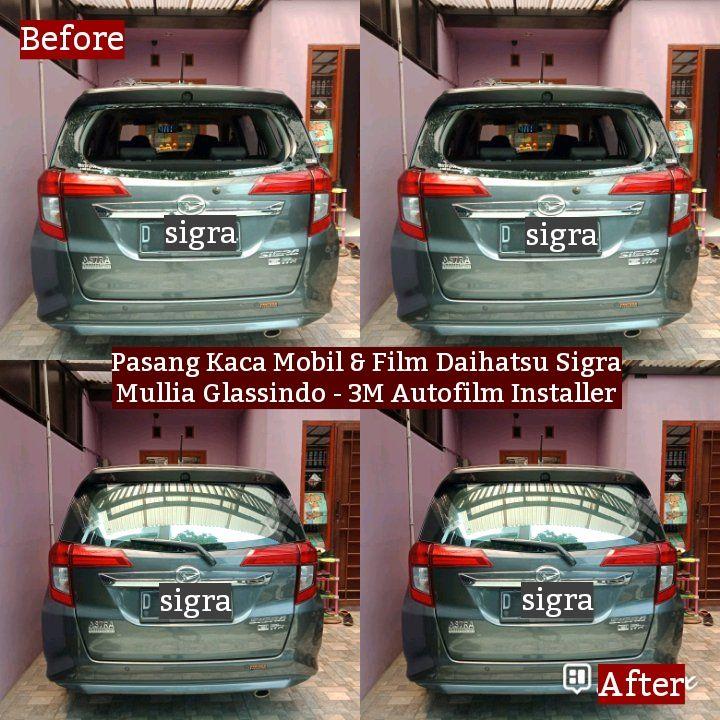 Home Service Pemasangan Kaca Film Mobil Calya Sigra di Bandung (Cimahi, 14 Maret 2020)