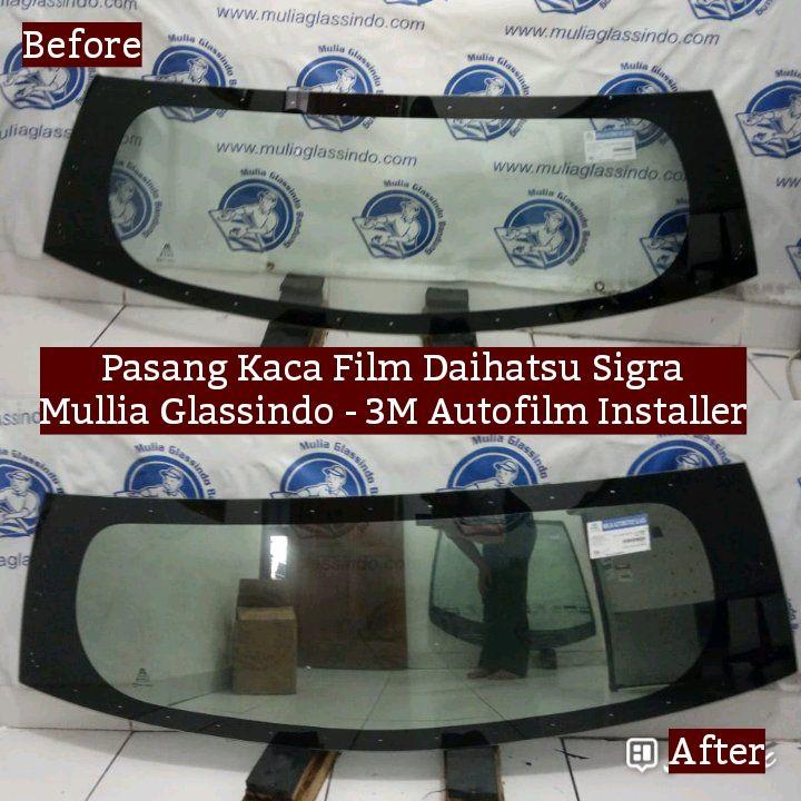 Kaca Film Daihatsu Sigra di Bandung
