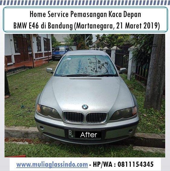 Kaca Depan BMW E46 di Bandung