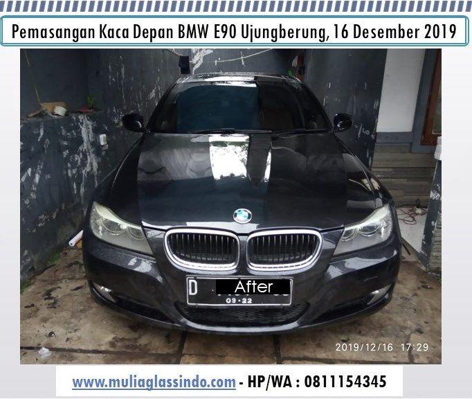 Kaca Depan Mobil BMW di Bandung