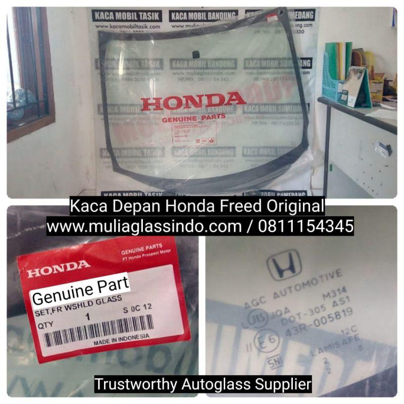 Jual Kaca Depan Original Honda Freed di Bandung Garut Purwakarta Cianjur Sukabumi Subang Sumedang