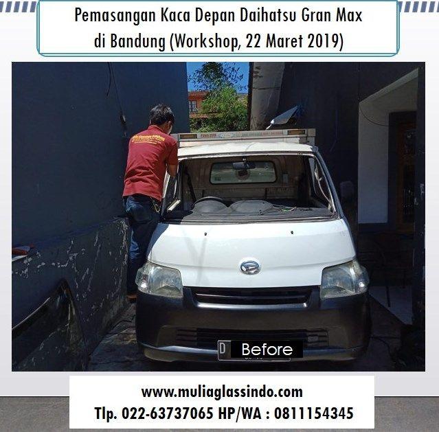 Tempat Ganti Kaca Depan Daihatsu Gran Max di Bandung Murah dan Bergaransi