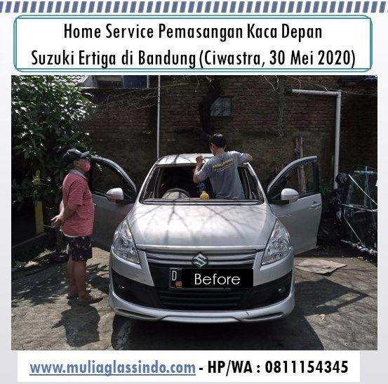 Kaca Mobil Ertiga di Bandung