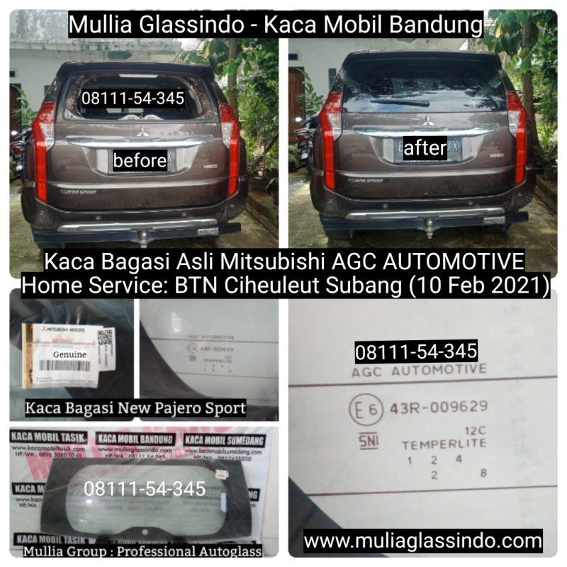 Melayani Penggantian Kaca Mobil Pajero Sport di Subang Bandung Sumedang Purwakarta Bergaransi