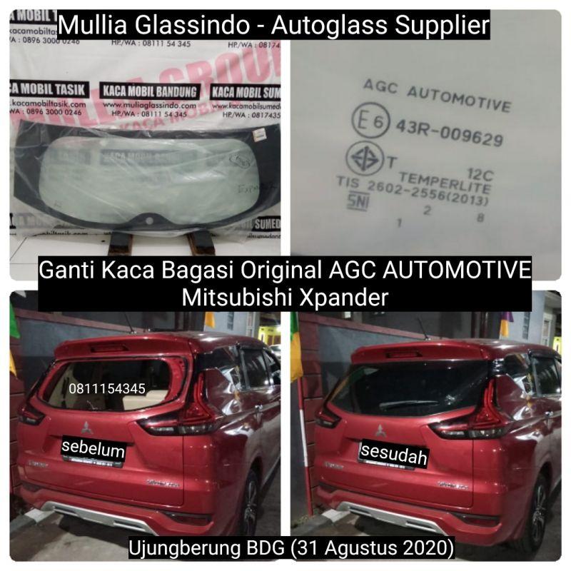 Ganti Kaca Belakang Mitsubishi Xpander Original di Bandung (Ujungberung BDG, 31 Agustus 2020)