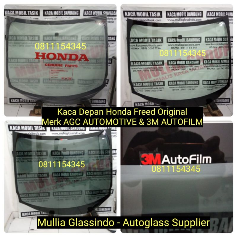 Jual Kaca Depan Honda Freed Original di Bandung