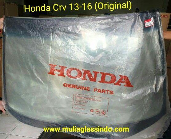 Kaca Depan Honda CRV 2013-2016 Original (Merk AGC Automotive)