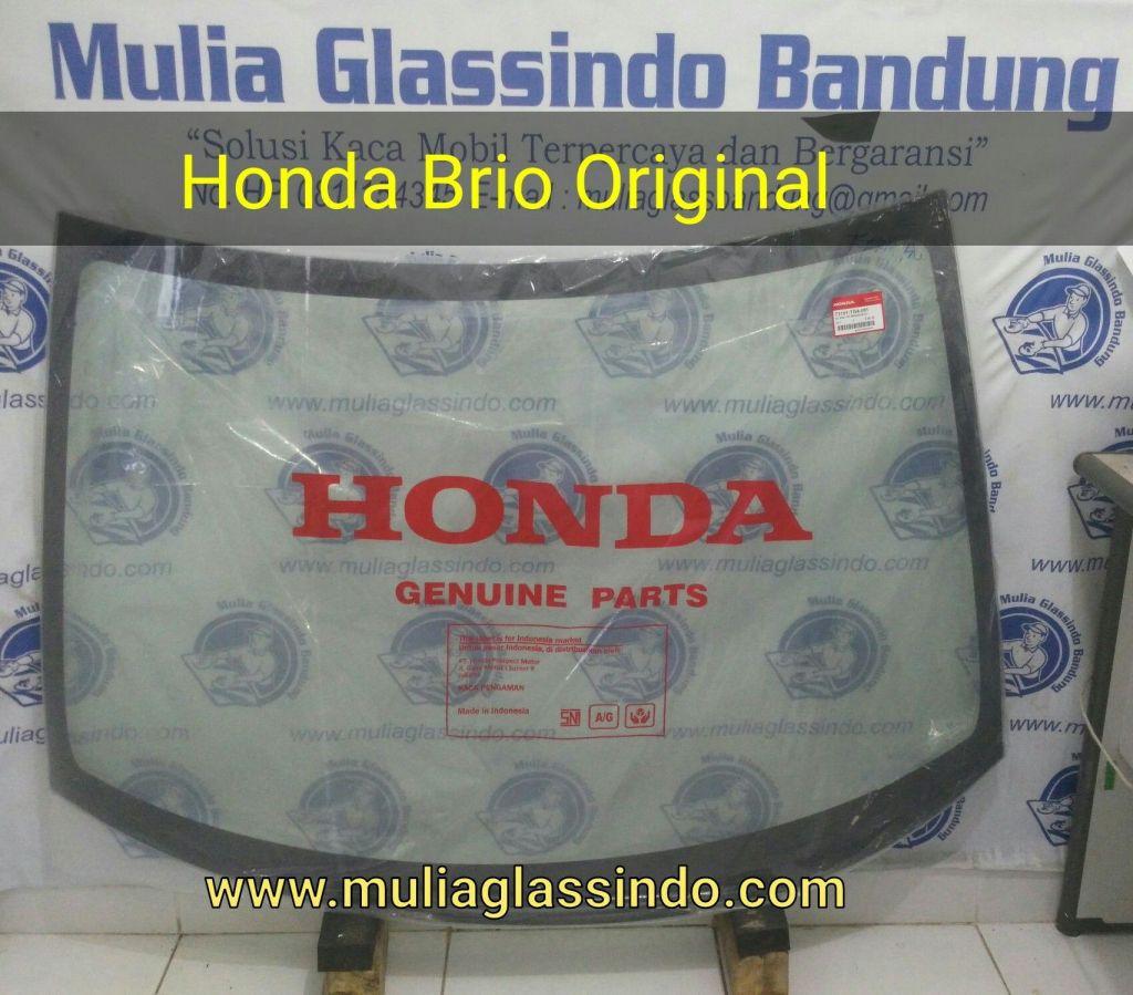 Jual Kaca Depan Honda Brio Original di Bandung