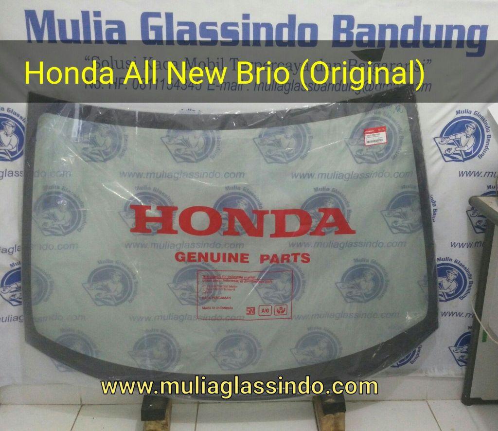 Ready Stok Kaca Depan Honda All New Brio Original di Bandung