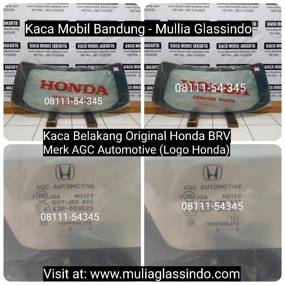 Jual Kaca Belakang Original Honda BRV di Bandung Garut Cianjur Subang Sukabumi Purwakarta Sumedang