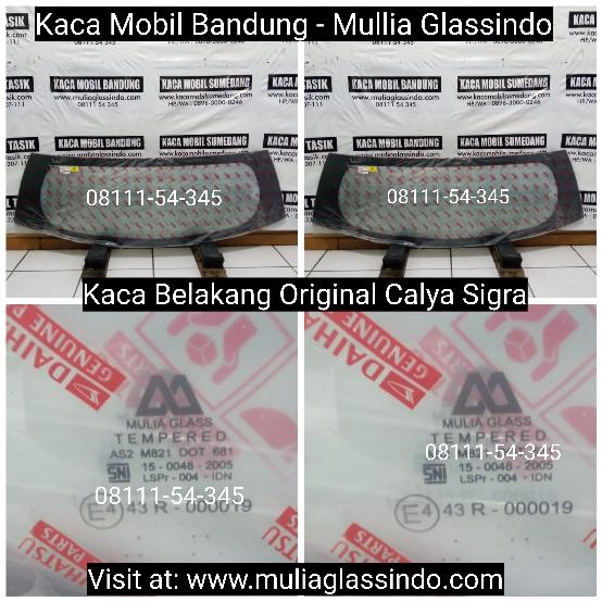 Jual Kaca Belakang Calya Sigra di Bandung Cianjur Sukabumi Purwakarta Bandung Barat
