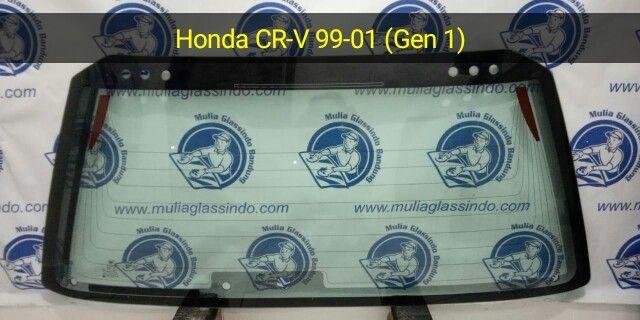 Menjual Kaca Belakang Honda CRV (1999-2001) Kualitas Original