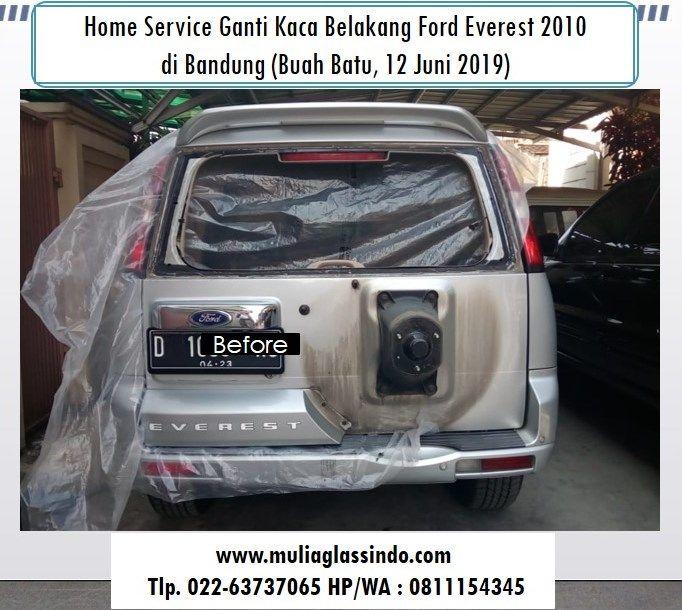 Mencari Toko Kaca Mobil Ford di Bandung yang Murah