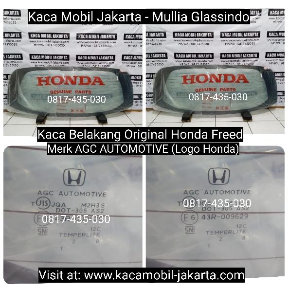 Jual Kaca Belakang Original Honda Freed di Bandung Garut Subang Cianjur Sukabumi Purwakarta