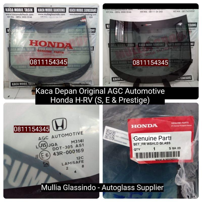 Kaca Depan Honda HRV Original di Bandung