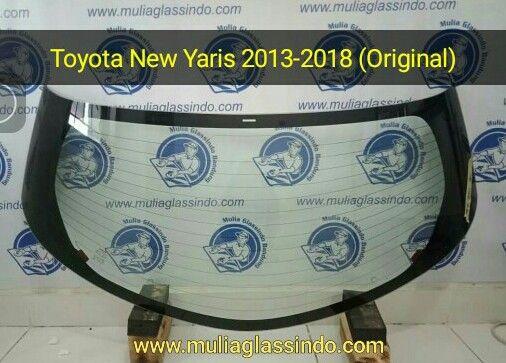Jual Kaca Belakang Toyota New Yaris Original Merk AGC Automotive