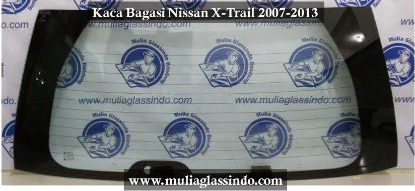 Dimanakah Toko Kaca Mobil yang Menjual Kaca Belakang Nissan X-Trail Murah di Bandung?