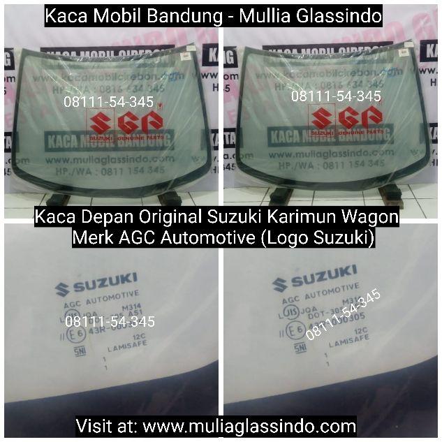 Jual Kaca Mobil Depan Suzuki Karimun Wagon di Bandung Garut Cianjur Sukabumi Purwakarta Subang