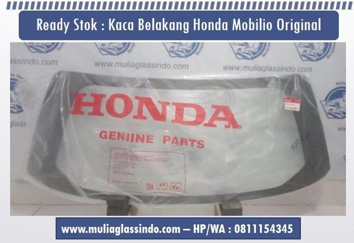 Menjual Kaca Belakang Honda Mobilio Original di Bandung